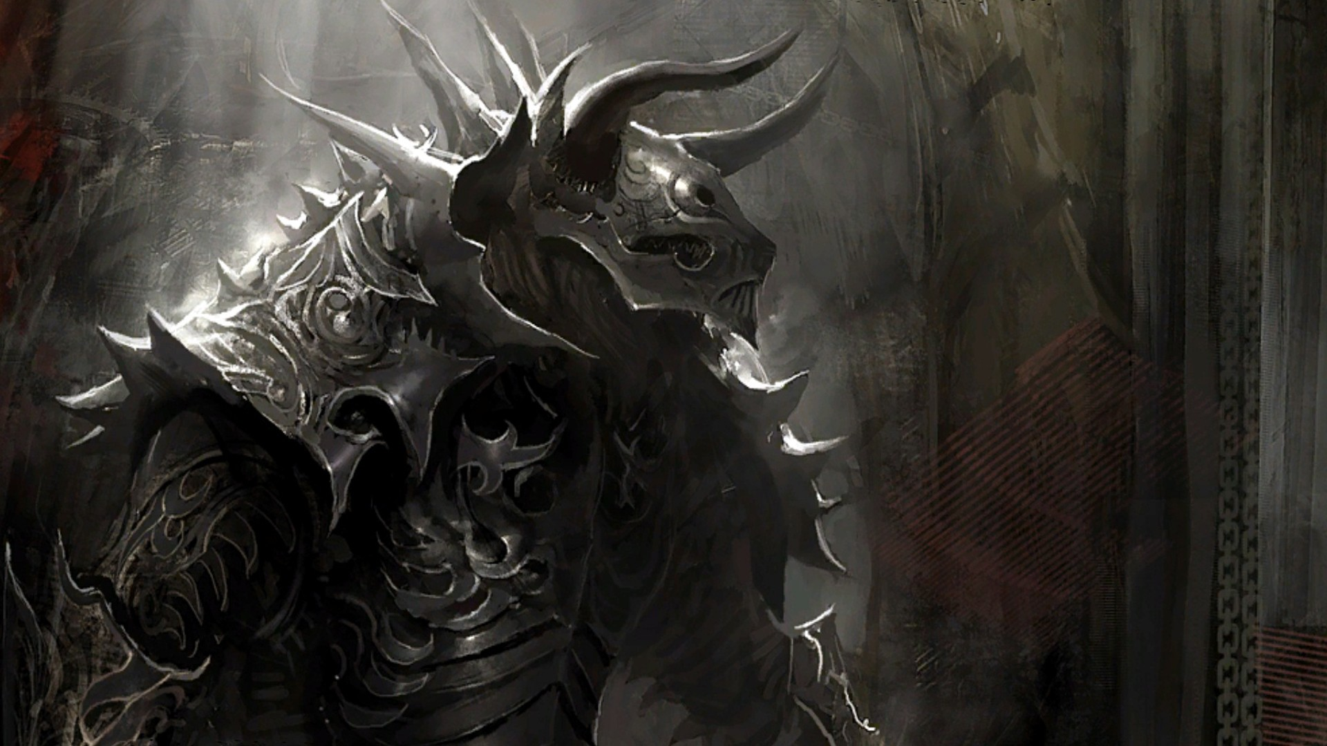 Guild Wars 2 Video Games Charr Wallpapers Hd Desktop: Guild Wars 2 Full HD Wallpaper And Background Image
