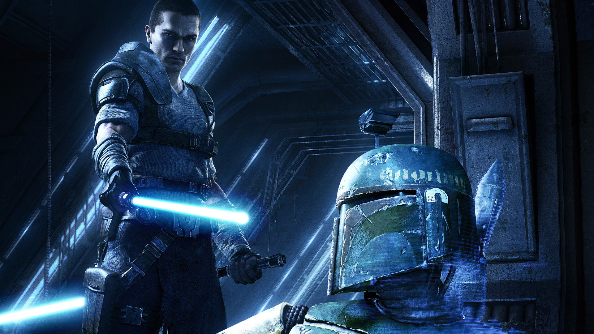 star wars: the force unleashed ii full hd wallpaper and background