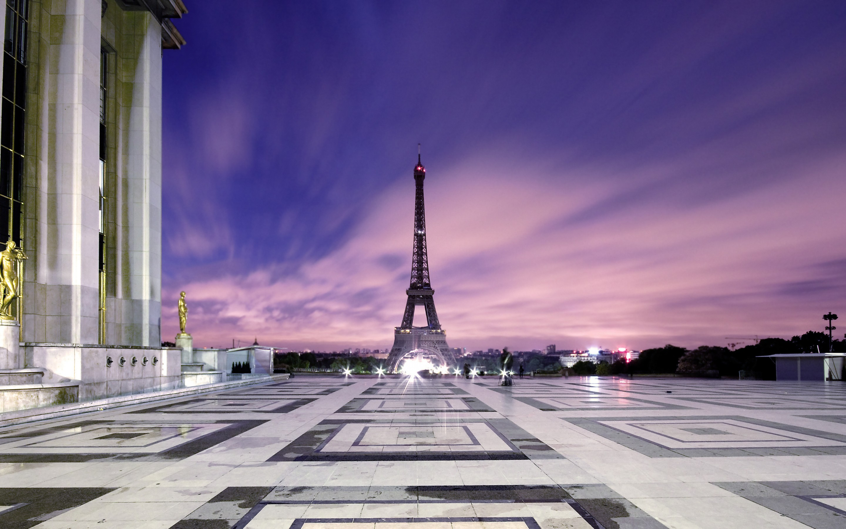 Eiffel Tower · HD Wallpaper | Background Image ID:300763