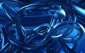 Abstract - Blue Wallpapers and Backgrounds ID : 30041