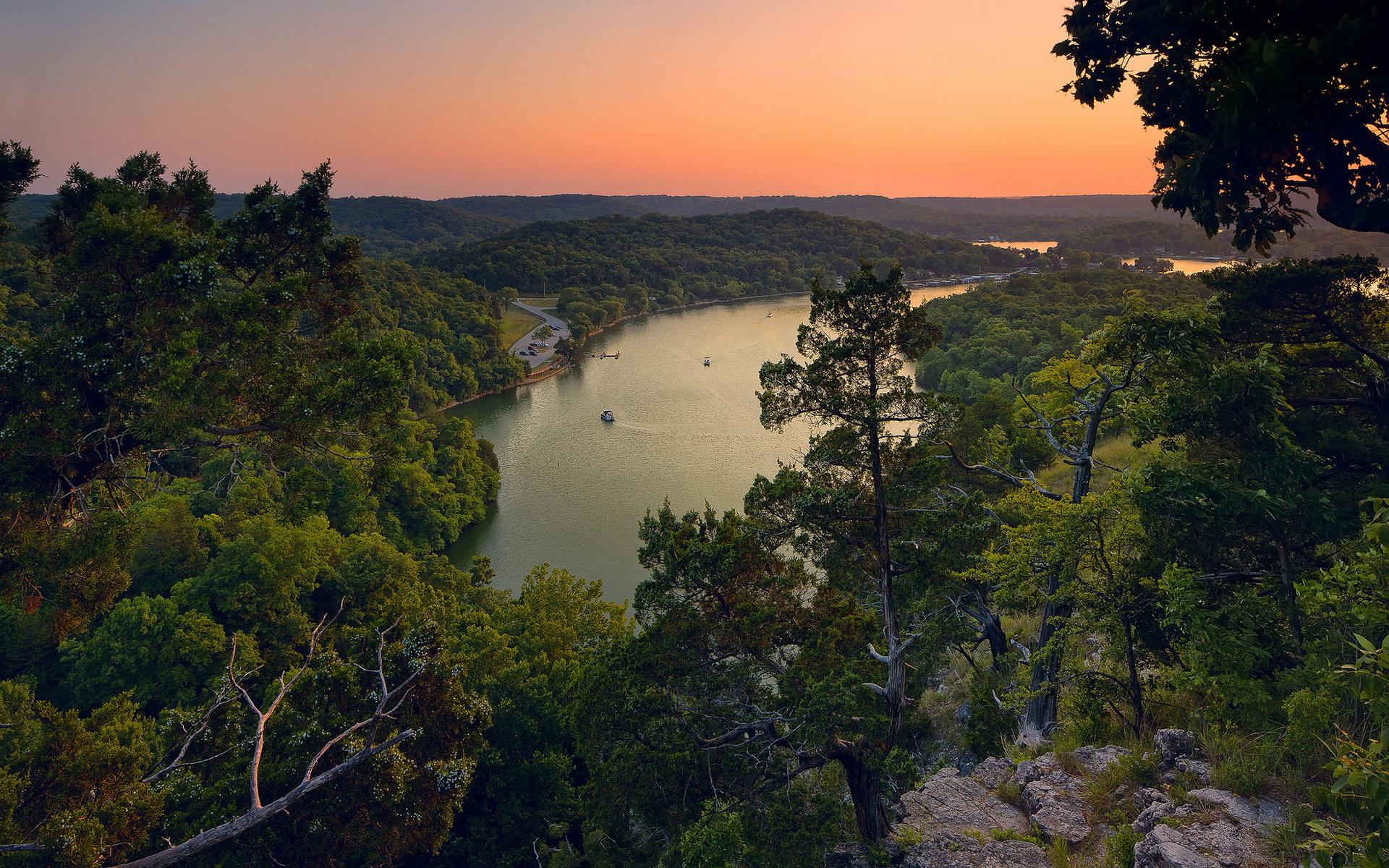 Lake Ozark Missouri >> Landscape HD Wallpaper | Background Image | 1920x1200 | ID:301903 - Wallpaper Abyss