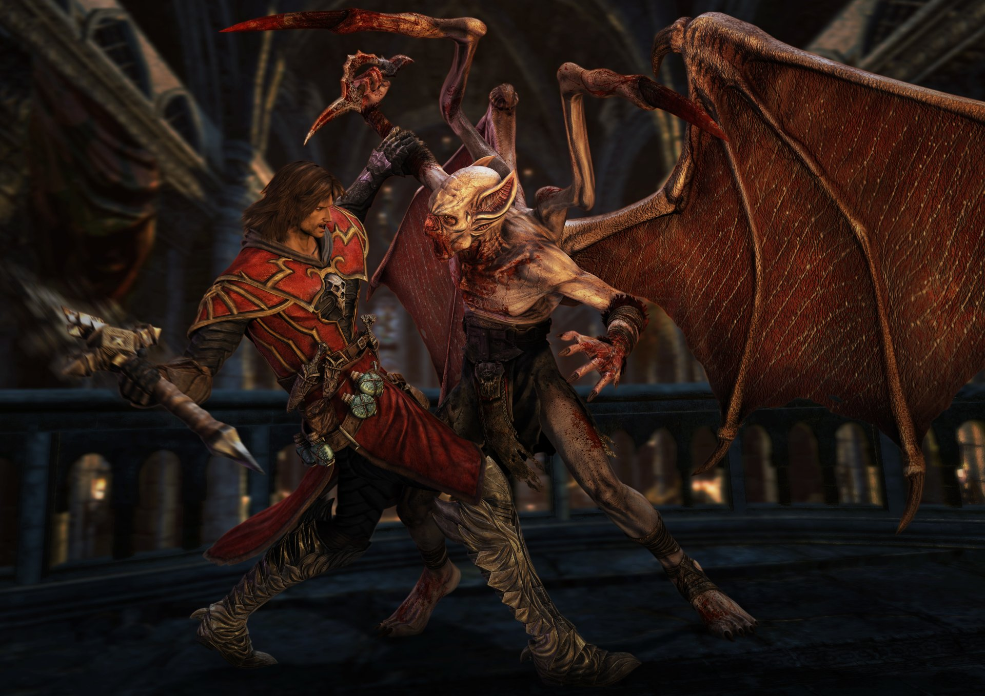 2 4k Ultra Hd Castlevania Wallpapers Background Images