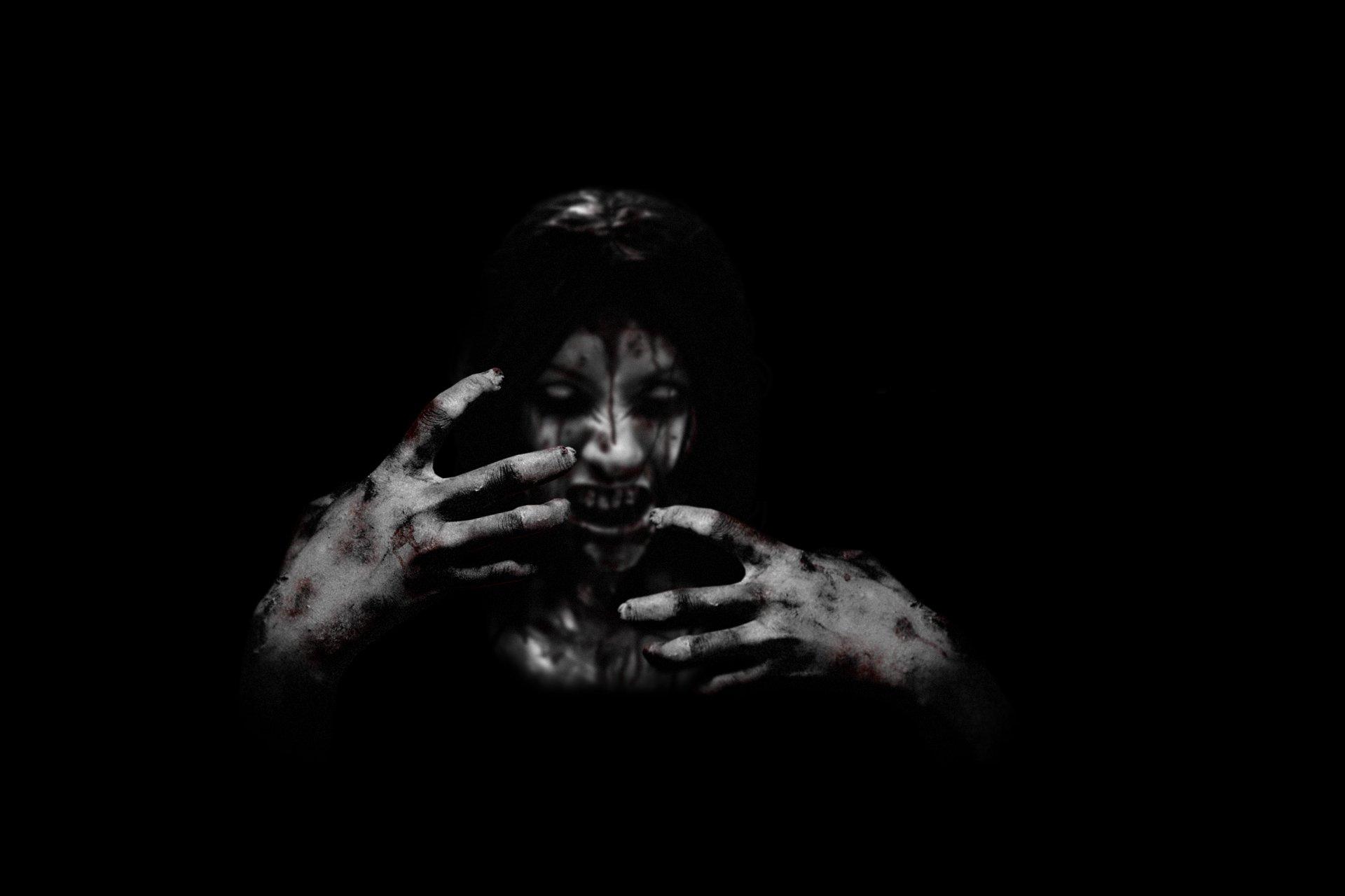 Zombie hd wallpaper background image 1920x1280 id - Dark horror creepy wallpapers ...