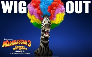 Film - Madagascar 3: Europe's Most Wanted Fonds d'écran et Arrière-plans ID : 301221