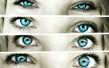 Women - Eye Wallpapers and Backgrounds ID : 301323