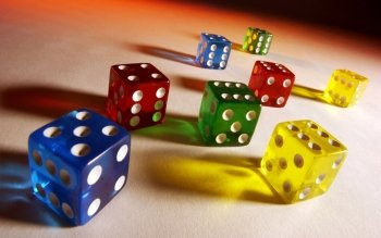 Juego - Dice Wallpapers and Backgrounds ID : 301523