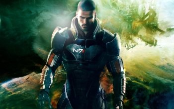 Video Game - Mass Effect 3 Wallpapers and Backgrounds ID : 301581