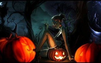 Holiday - Halloween Wallpapers and Backgrounds ID : 301683