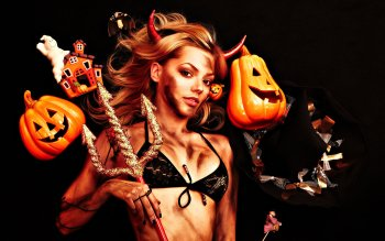Holiday - Halloween Wallpapers and Backgrounds ID : 301971
