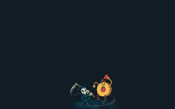 Humor Dark Horror Grim Reaper HD Wallpaper | Background Image