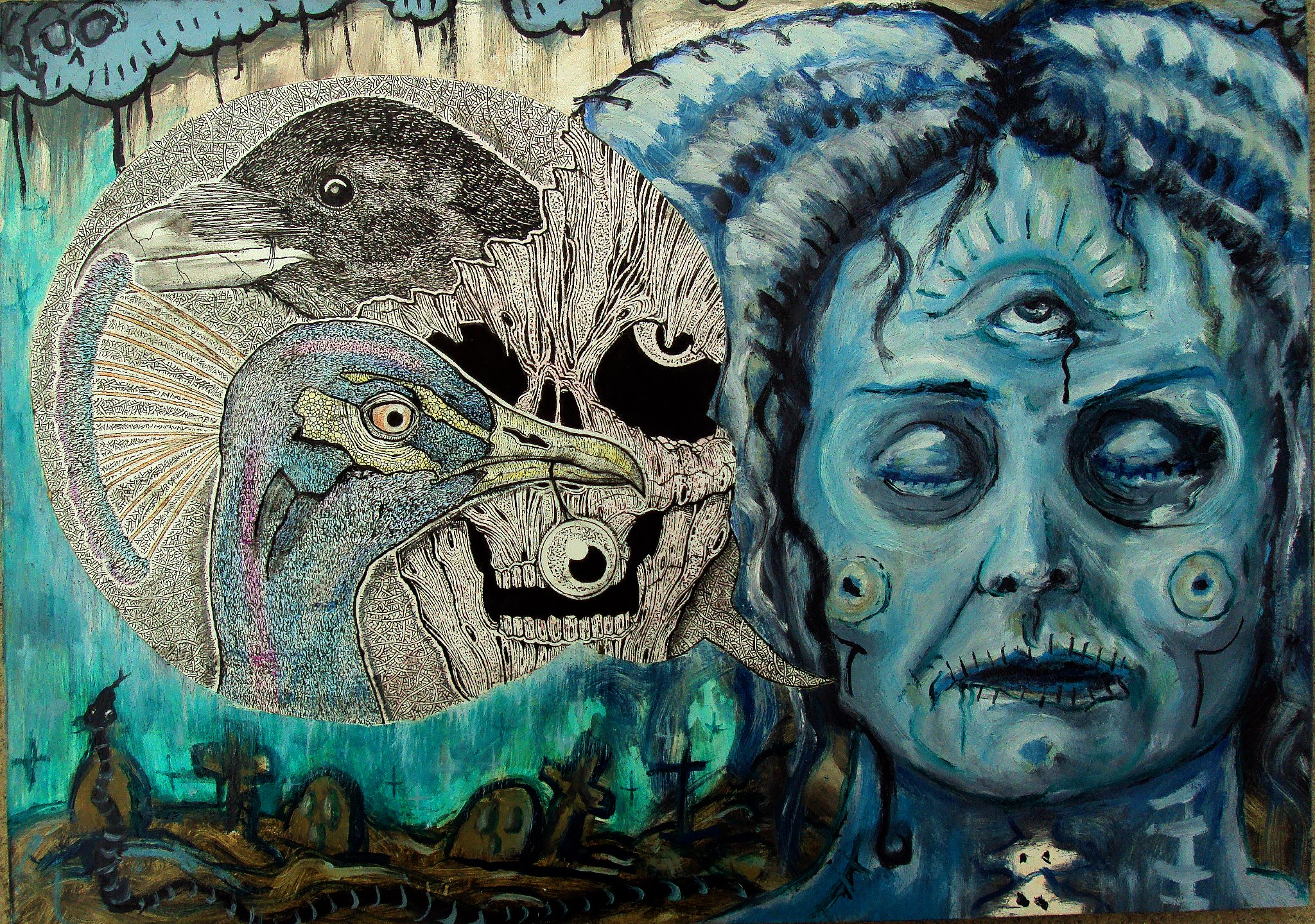 The gallery for --> Dark Psychedelic Pictures