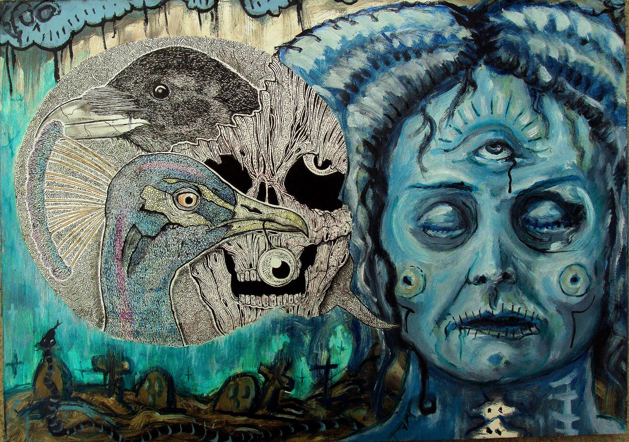Occult HD Wallpaper
