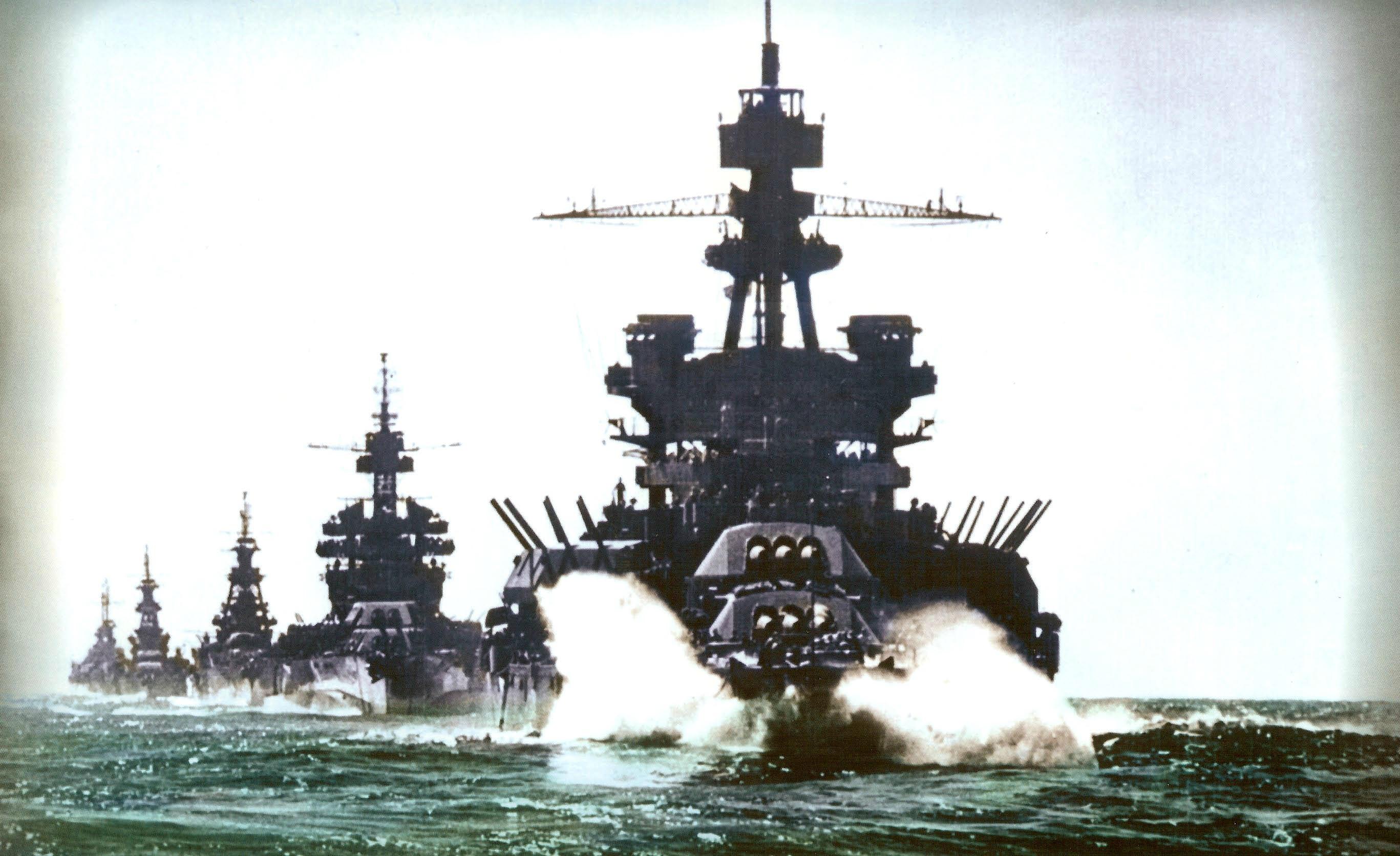 KMS Bismark under Swordfish attack | WWII Naval | Pinterest ...