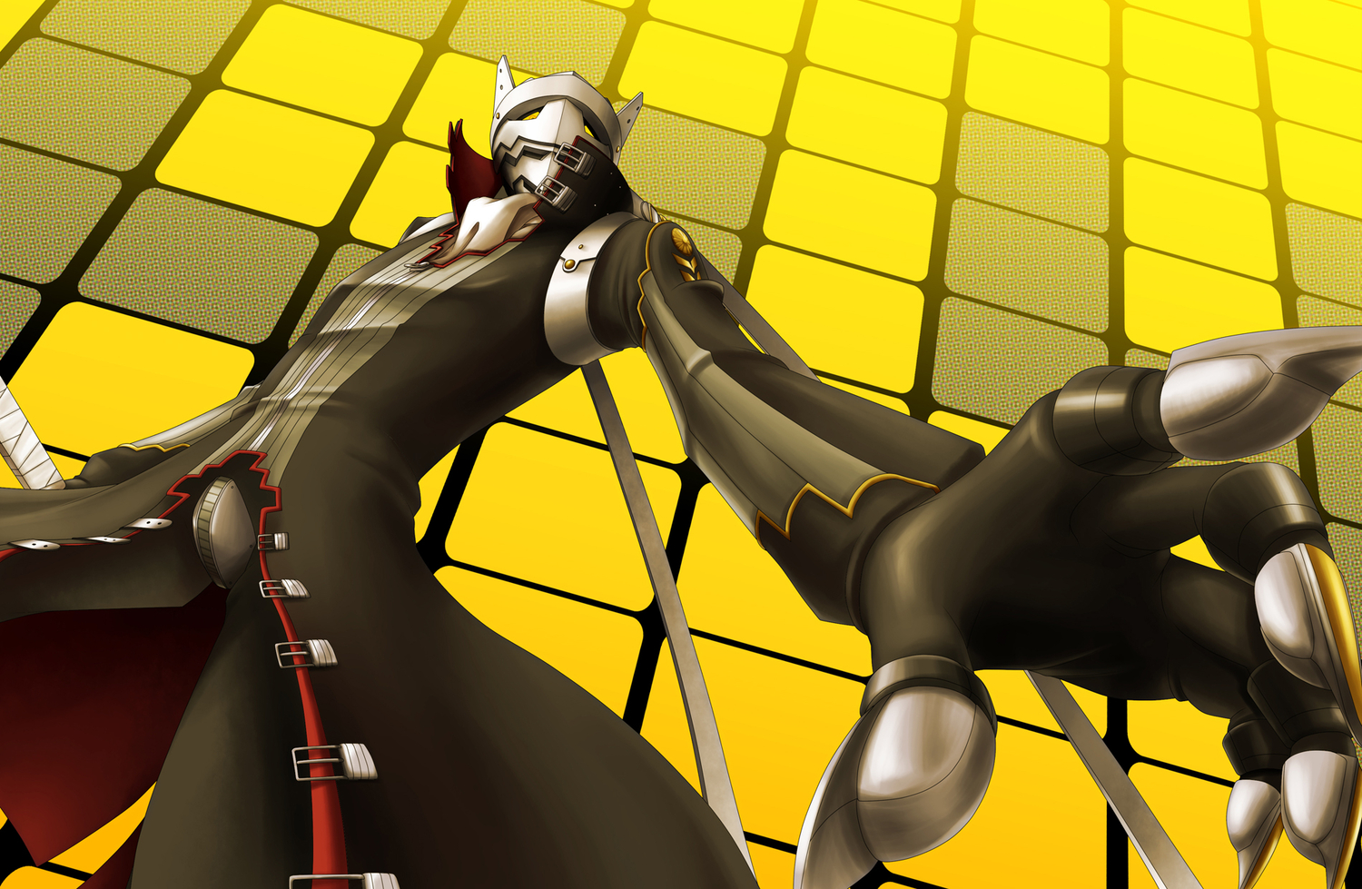 Persona 4 Wallpaper and Background Image | 1500x979 | ID ...