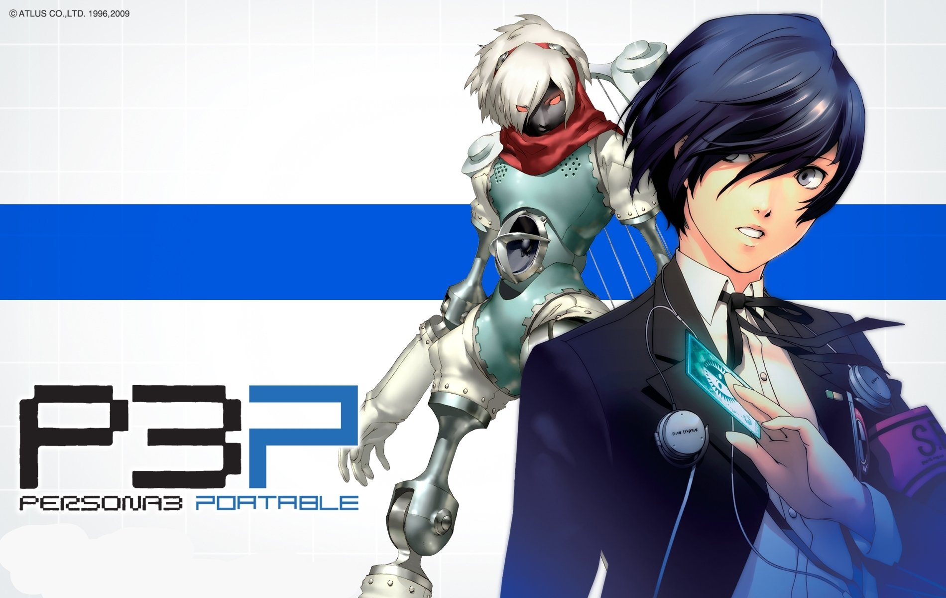 Persona 3 iphone 5 wallpaper - Hd Wallpaper Background Id 302743 1900x1200 Video Game Persona 3