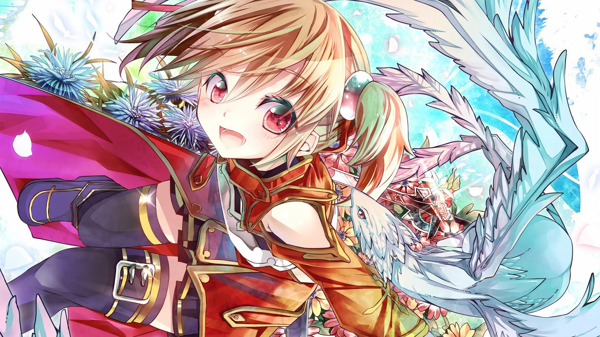 Anime Sword Art Online II wallpapers (Desktop, Phone, Tablet ...