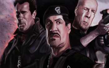 Movie - The Expendables 2 Wallpapers and Backgrounds ID : 303443