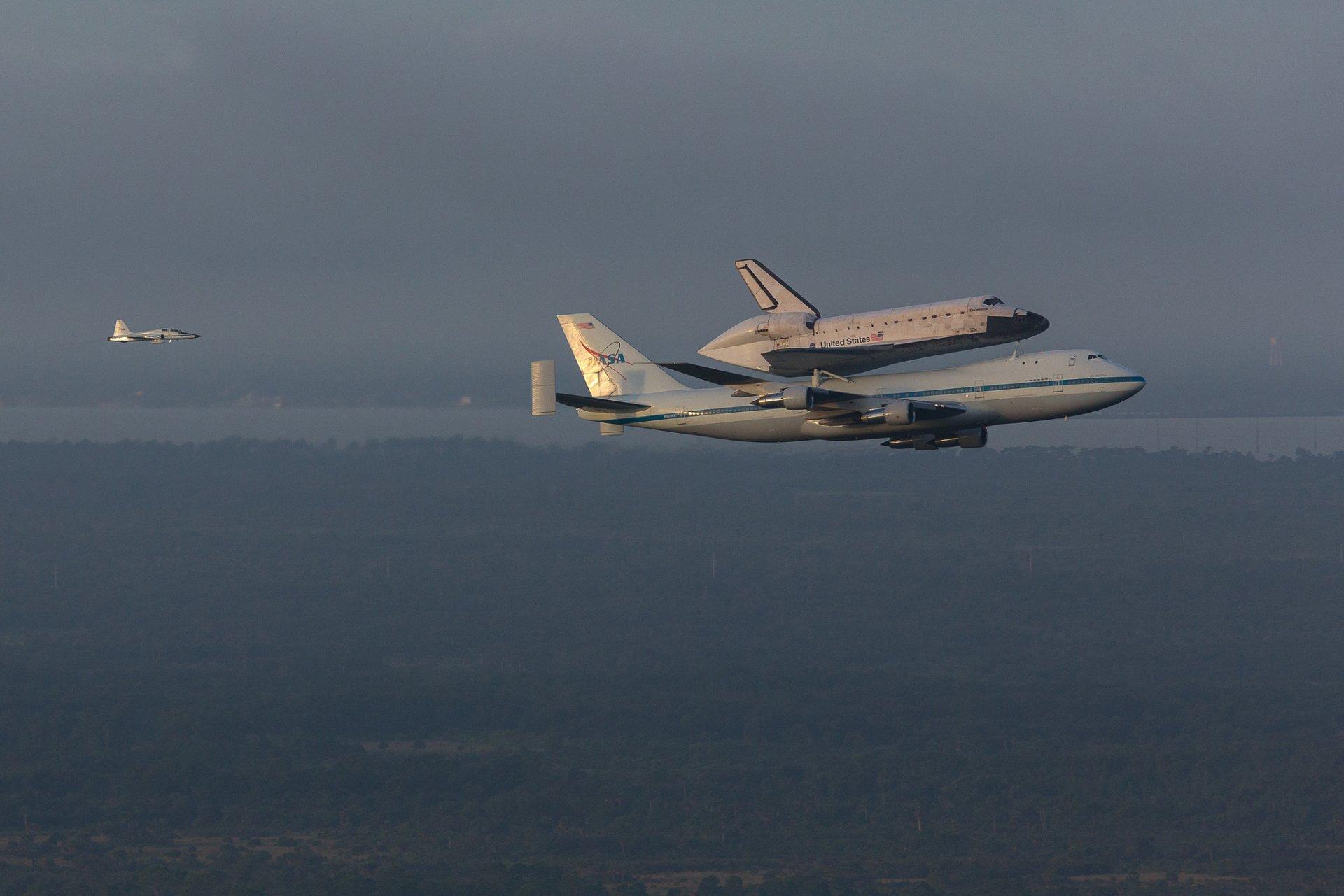 space shuttle endeavour size - photo #36