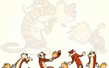 Cartoon - Calvin And Hobbes Wallpapers and Backgrounds ID : 30421
