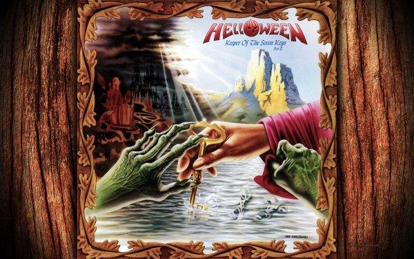 Music Helloween Band (Music) Germany Heavy Metal Metal Hard Rock Album Cover HD Wallpaper | Background Image