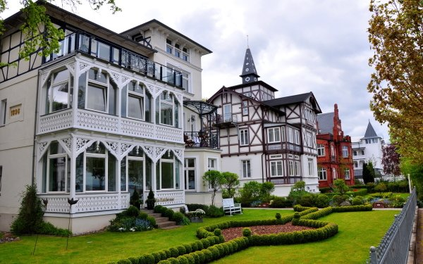 Man Made House Buildings Architecture Building Place Germany HD Wallpaper | Background Image
