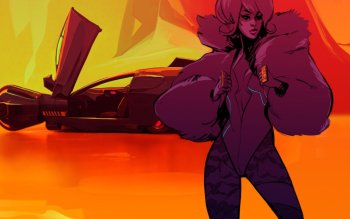 Sci Fi - Women Wallpapers and Backgrounds ID : 305773