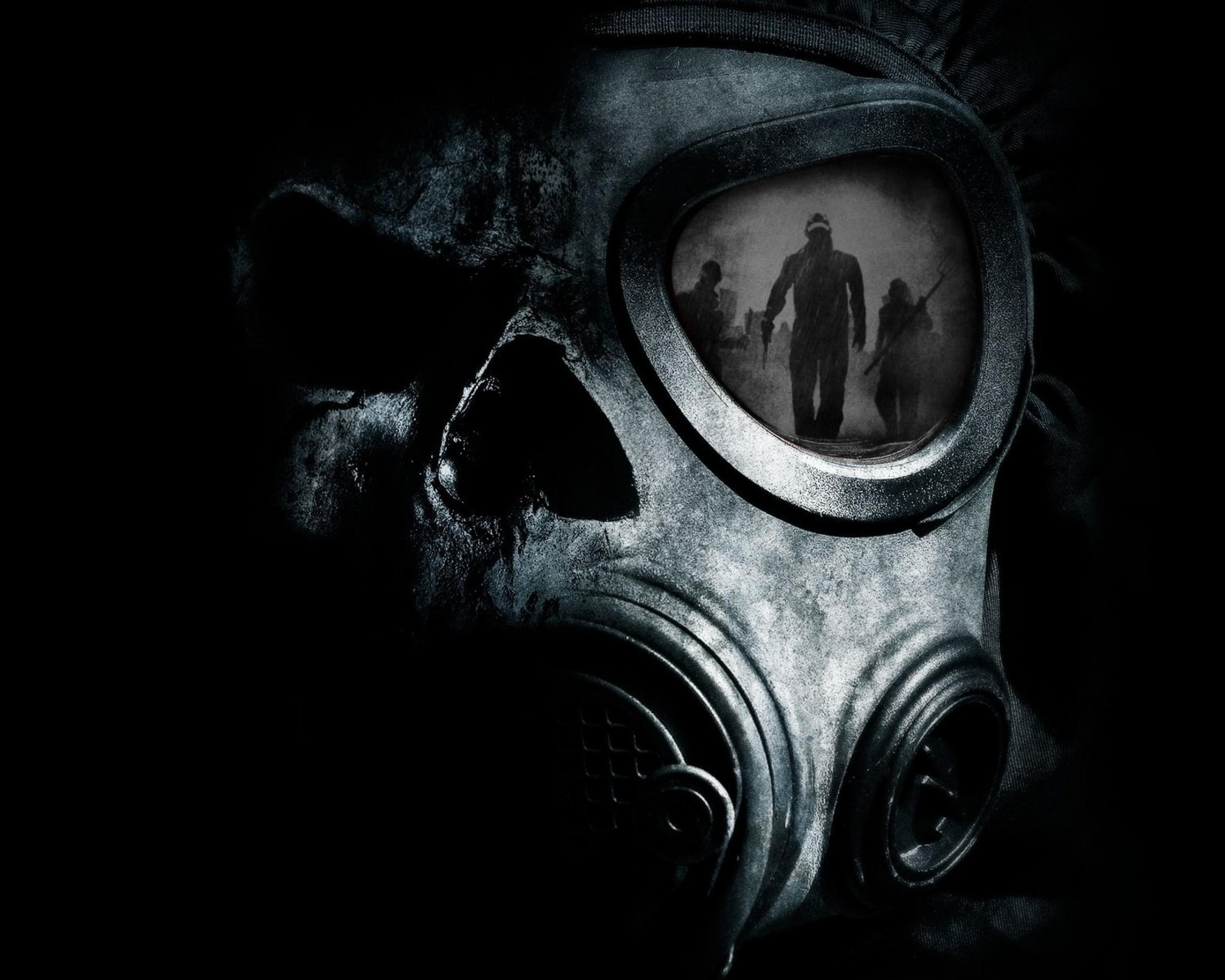 115 Gas Mask HD Wallpapers