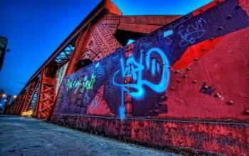 Artistic - Graffiti Wallpapers and Backgrounds ID : 306103