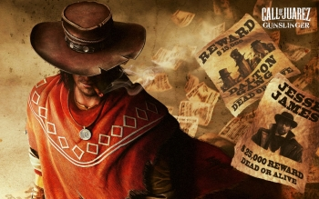 Computerspiel - Call Of Juarez Wallpapers and Backgrounds ID : 306423