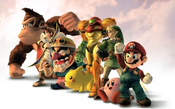 Video Game - Super Smash Bros. Wallpapers and Backgrounds ID : 30663