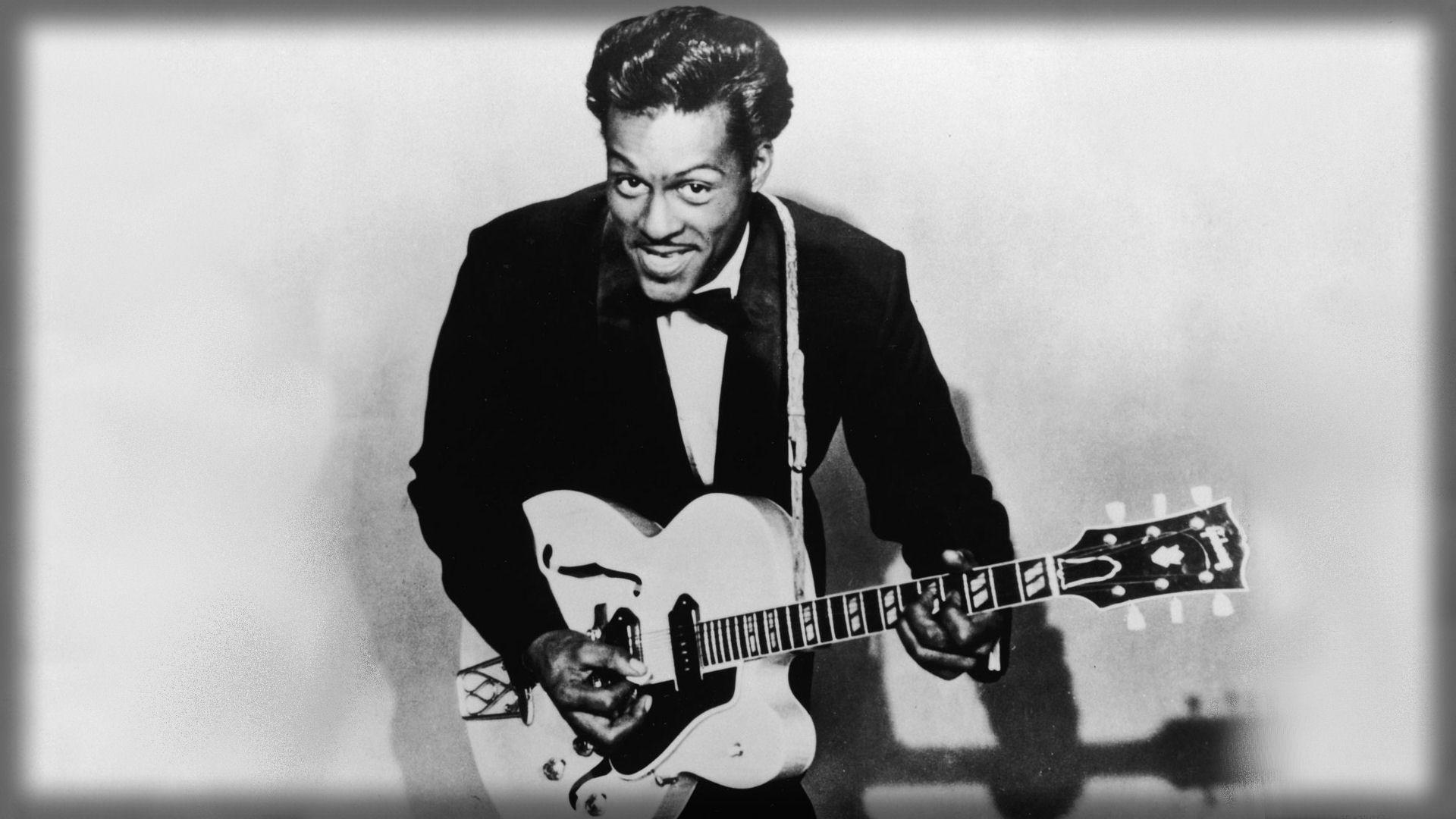 Chuck Berry Fondo De Pantalla Hd Fondo De Escritorio
