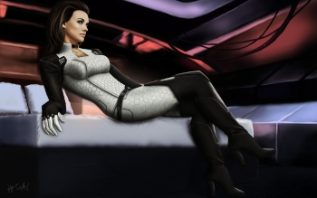 Video Game - Mass Effect 2 Wallpapers and Backgrounds ID : 307493