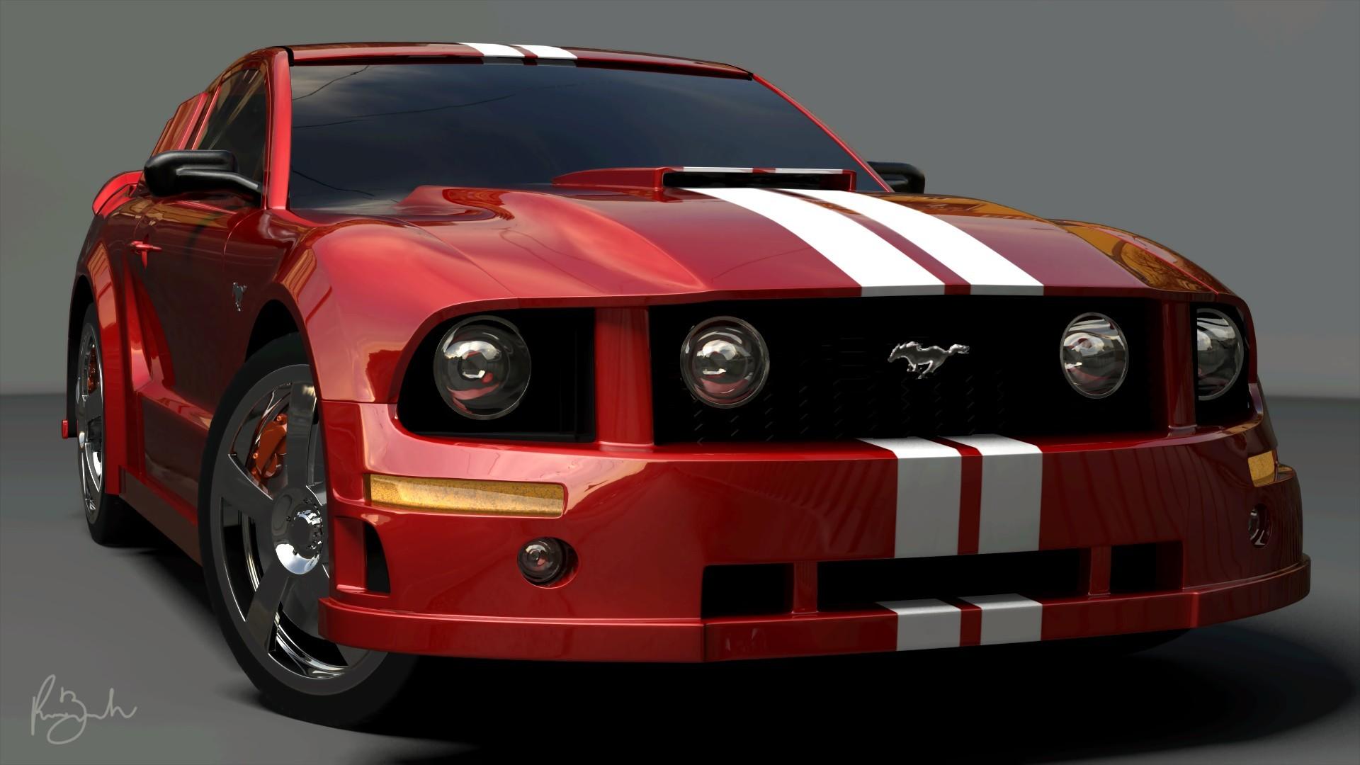 Fondos De Vehiculos: Ford Mustang Fondos De Pantalla, Fondos De Escritorio