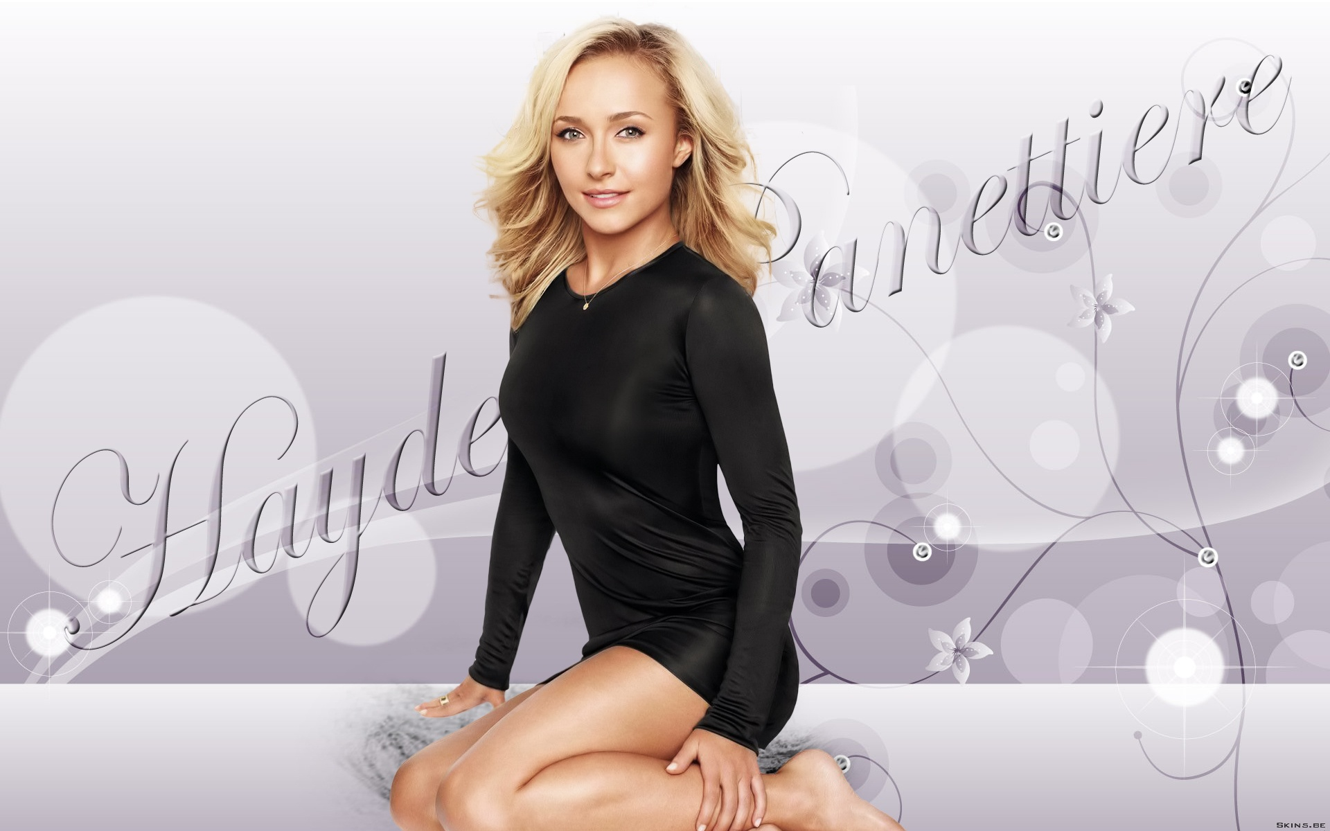 Actress Blondes Celebrity Faces Green Eyes Hayden Panettiere