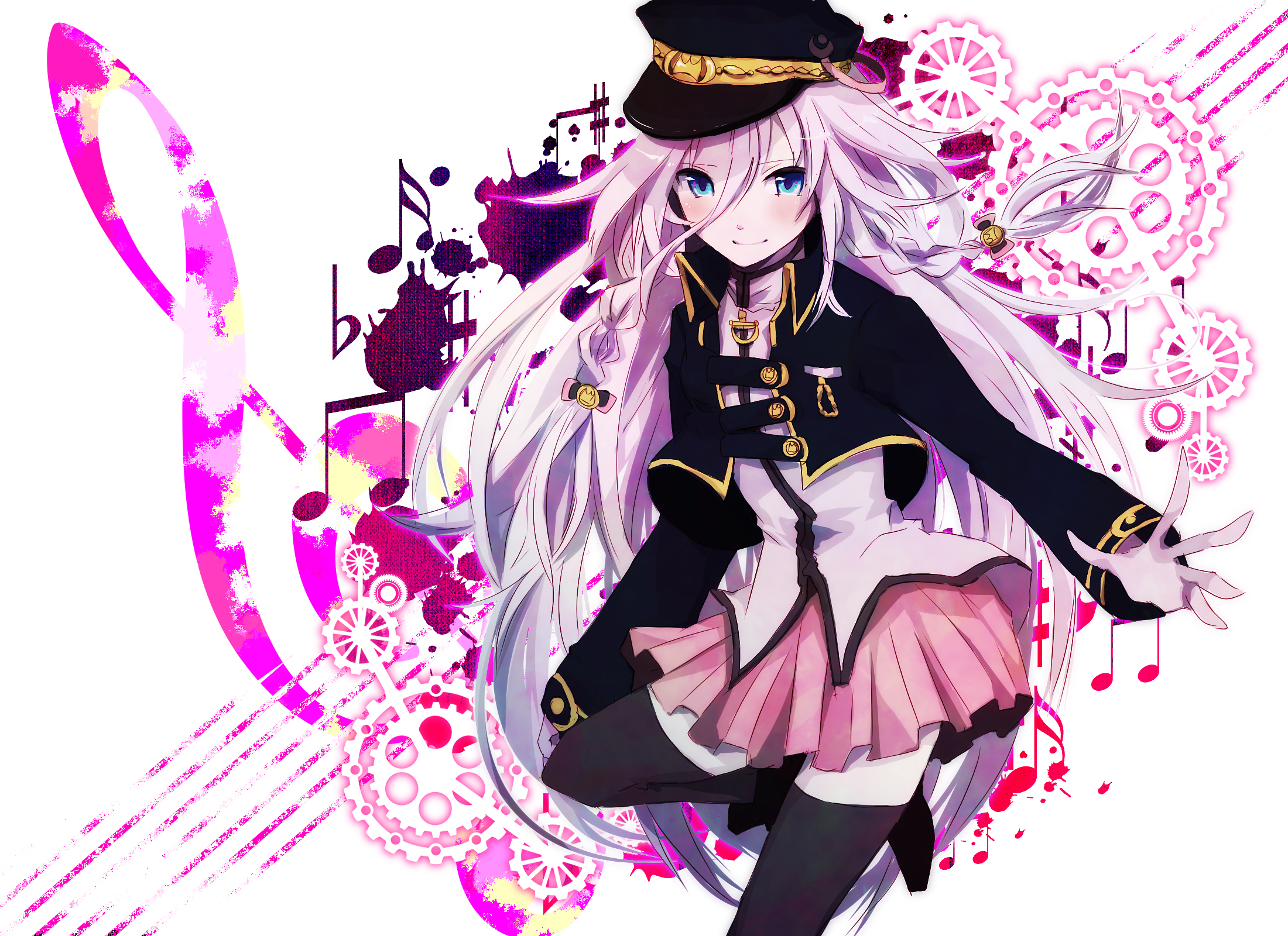 Vocaloid HD Wallpaper | Background Image | 2952x2031 | ID