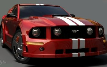 Vehicles - Ford Mustang Wallpapers and Backgrounds ID : 308061