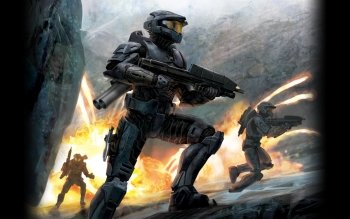 Computerspiel - Halo Wallpapers and Backgrounds ID : 30823