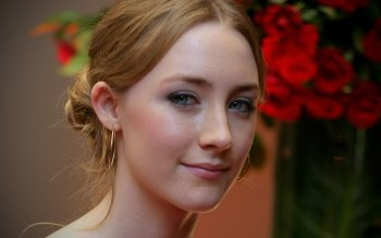 Celebrity - Saoirse Ronan Wallpapers and Backgrounds ID : 308343