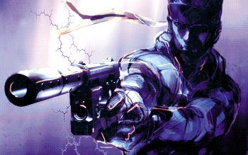 Video Game - Metal Gear Wallpapers and Backgrounds ID : 3093