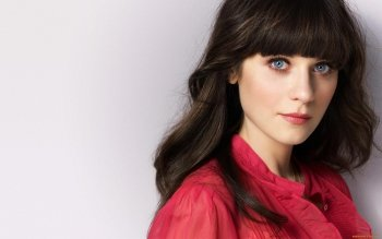 Celebrity - Zooey Deschanel Wallpapers and Backgrounds ID : 309333