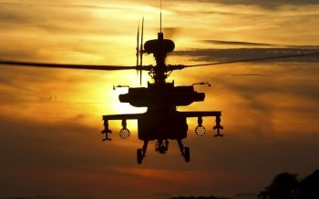 Military - Boeing Ah-64 Apache  Wallpapers and Backgrounds ID : 309461