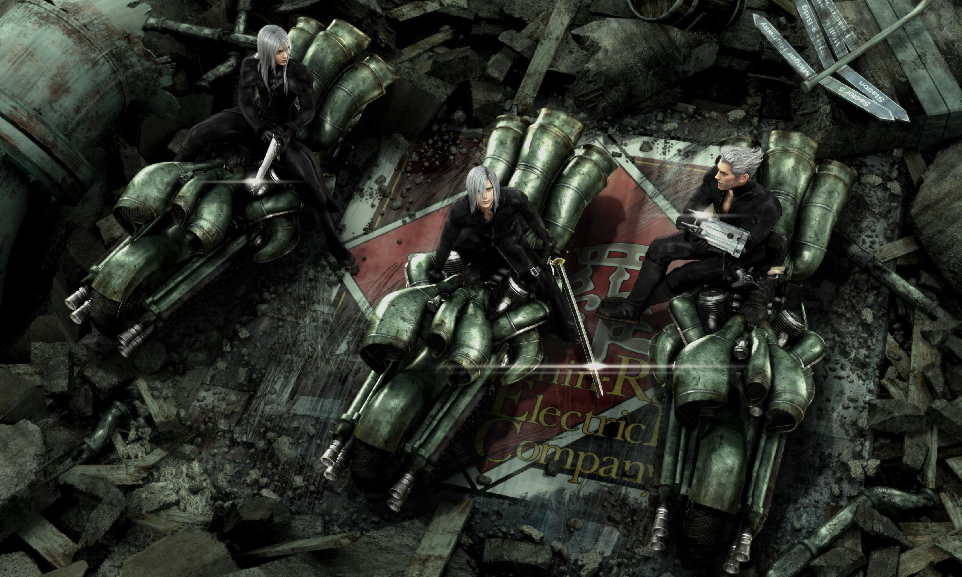 Video Game - Final Fantasy  Wallpaper