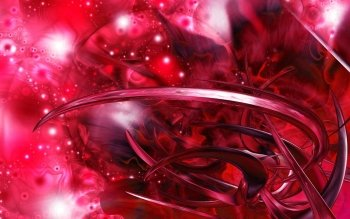 Abstract - Red Wallpapers and Backgrounds ID : 31503