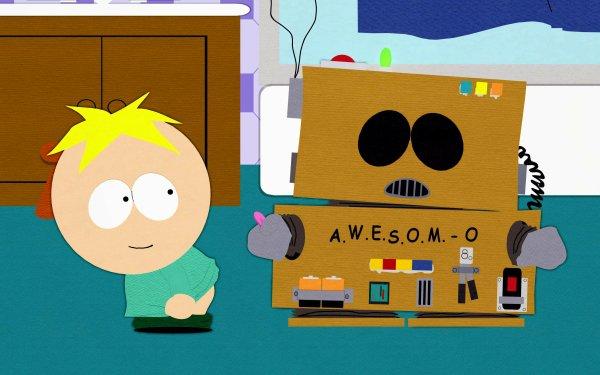 TV Show South Park Butters Stotch Eric Cartman HD Wallpaper | Background Image