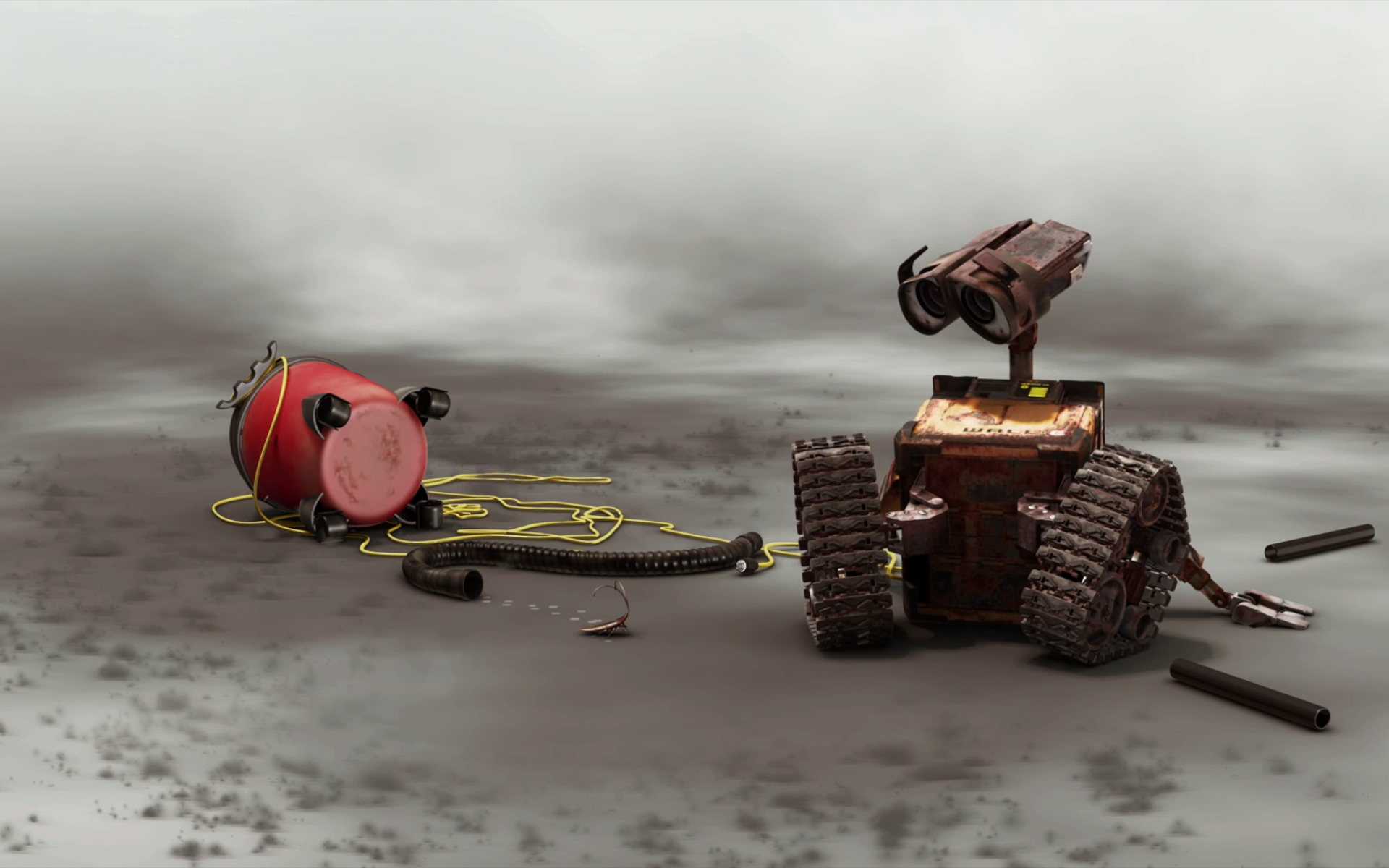 WallE Full HD Wallpaper And Background 1920x1200 ID33223
