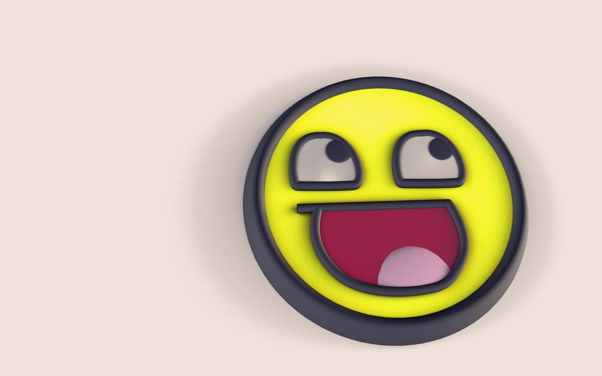Humor - Smiley Wallpaper