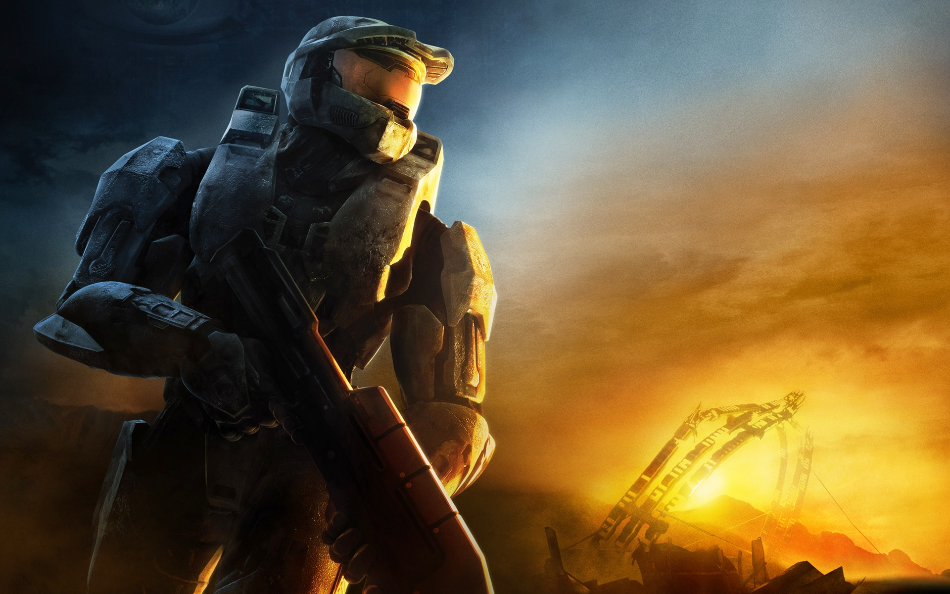 Halo HD Wallpaper | Background Image | 1920x1200 | ID ...
