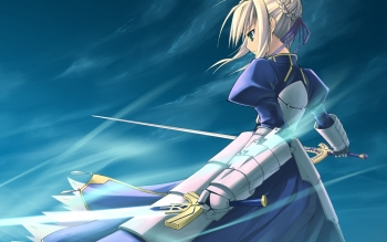 Anime - Fate/stay Night Wallpapers and Backgrounds ID : 35271