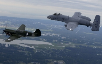 Militär - Fairchild Republic A-10 Thunderbolt II Wallpapers and Backgrounds ID : 35711