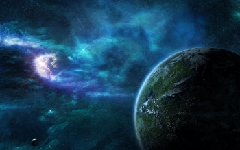 Science-Fiction - Planeten Wallpapers and Backgrounds ID : 36321